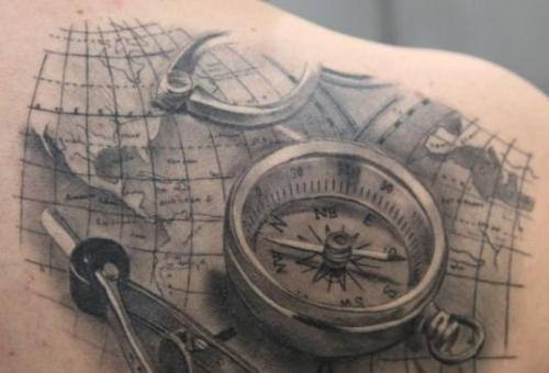 Traveller tattoo