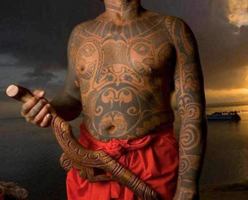 15 traditional maori tattoo designs and meanings for Polynesian tattoo near me