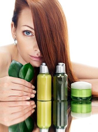 choose Organic shampoos