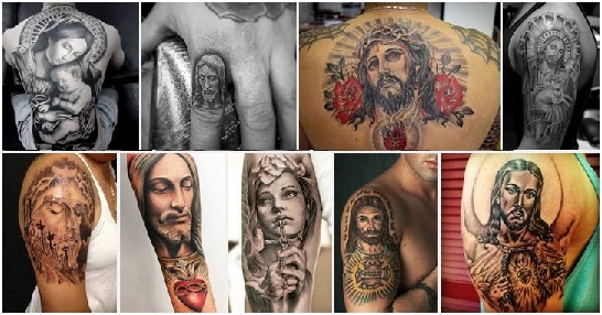 15 Best Jesus Tattoo Designs With Pictures | Styles At Life
