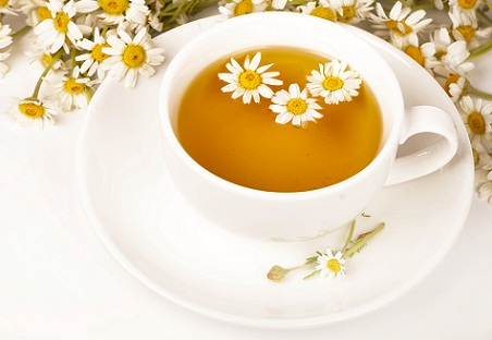 hair care in summer-chammolle tea