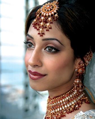 Rajasthani Bride Makeup Look