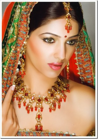 Dewy Bridal Makeup Looks