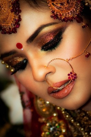 30 Best Beautiful Indian Brides With Pictures | Styles At Life