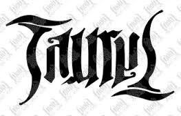 Ambigram Taurus Tattoo