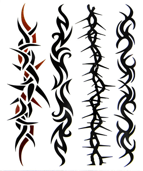 Armband Tattoo Stickers