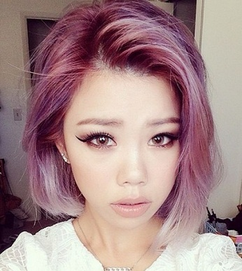 Asian Hairstyles 16
