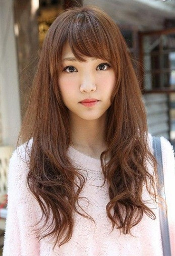Asian Hairstyles 21