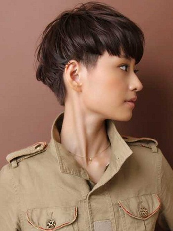 Asian Hairstyles 22
