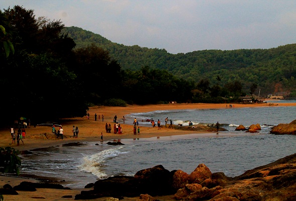 Beaches In Karnataka-Gokarna Beach