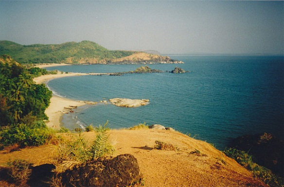 Beaches In Karnataka-Kurumgad Beach