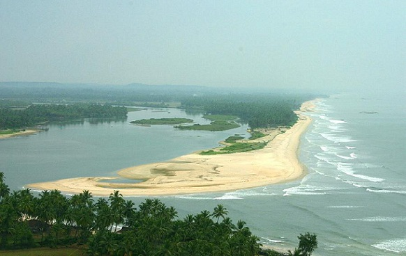 Beaches In Karnataka-Marvanthe Beach