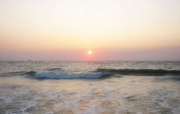 Beaches In Karnataka-Panambur Beach