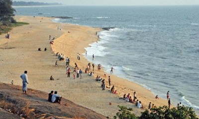 Beaches In Karnataka-Tannirbavi Beach