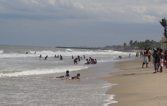 Beaches In Pondicherry -Auroville Beach