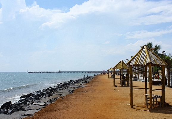 Beaches In Pondicherry -Karikal Beach