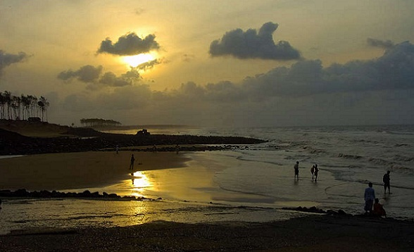 Beaches In West Bengal-Digha Beach