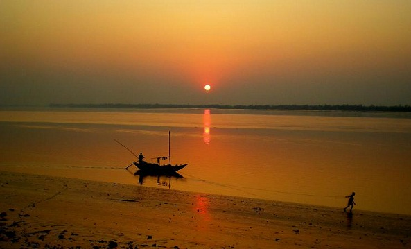 Beaches In West Bengal-Falta Beach
