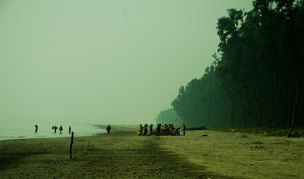 Beaches In West Bengal-Junput Beach