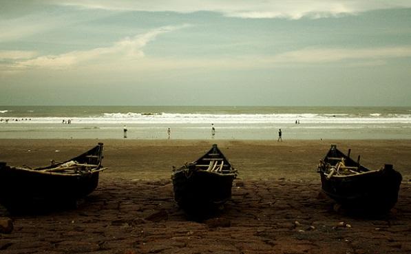 Beaches In West Bengal-Shankarpur Beach