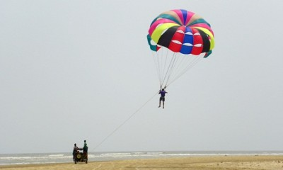 Beaches In West Bengal-Tajpur Beach