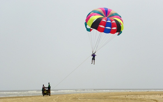 Beaches In West Bengal-Tajpur Beach