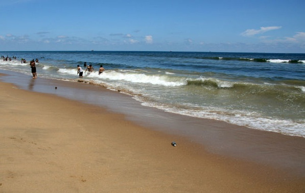 beaches in tamil nadu