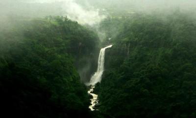 waterfall near mumbai