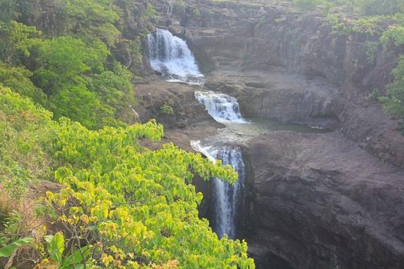 Randha Falls: The Third Largest