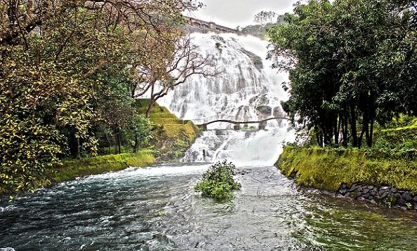 Umbrella Falls: The Picturesque Fall