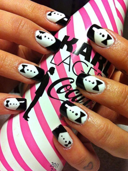 6 best gelish nail art designs styles at life gelish nail art to prinsesfo Images