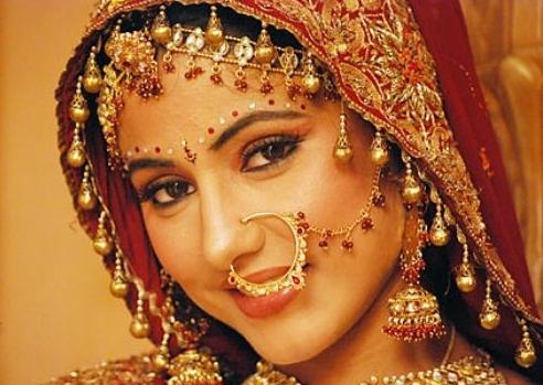 Brides With Jewellery