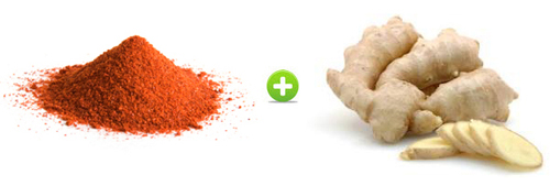 Cayenne Pepper with Ginger