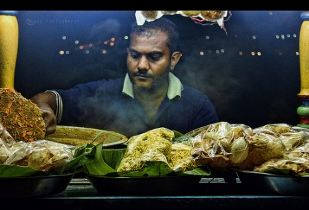 Night Street Food in T Nagar