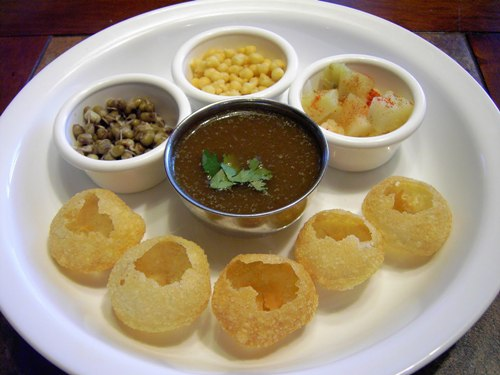 unlimited pani puri in chennai
