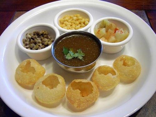 Chennais Pani Puri
