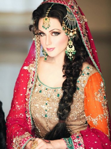 Strange 20 Best Different Indian Bridal Hairstyles With Pictures Hairstyles For Men Maxibearus