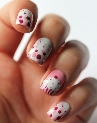 9 beautiful cupcake nail art designs with pictures styles at life grab prinsesfo Gallery