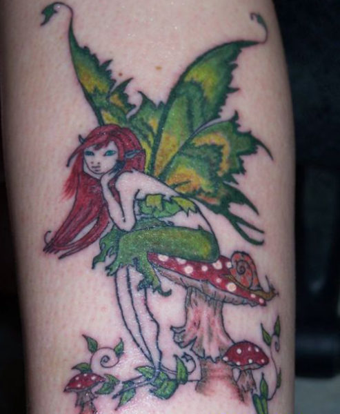 Fairy Tattoos for Kids