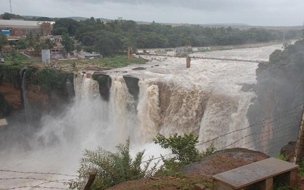 Famous Waterfalls in Karnataka-Gokak Falls