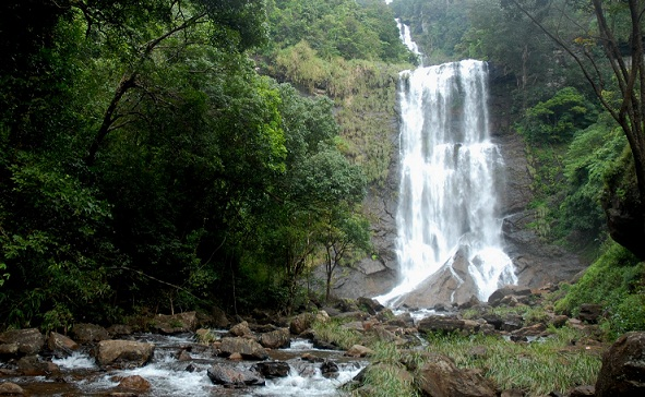 waterfalls in karnataka