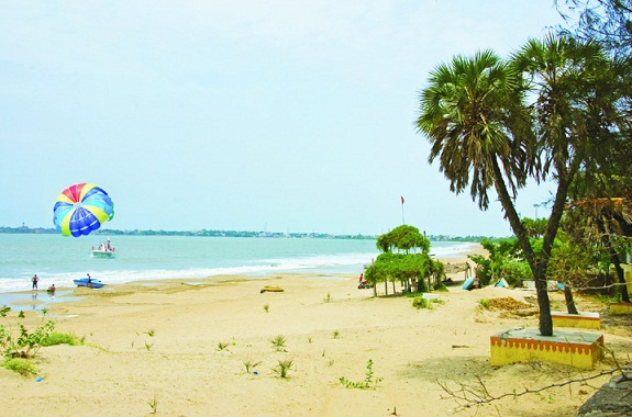 Gujarat Beaches-Ahmedpur Mandvi Beach