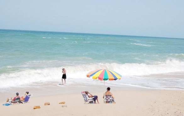 Gujarat Beaches-Beaches Near Jamnagar