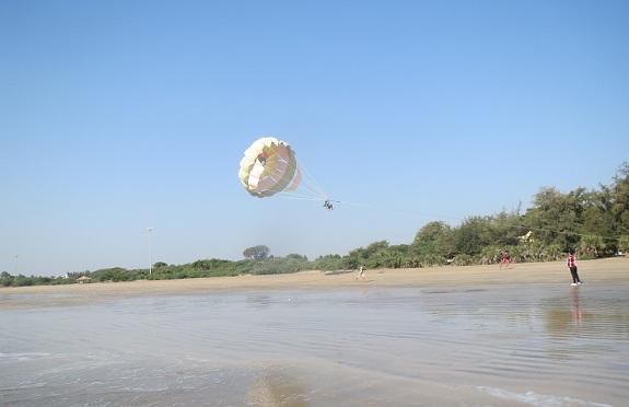 Gujarat Beaches-Goghla Beach