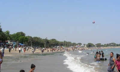 Gujarat Beaches-Nagoa Beach
