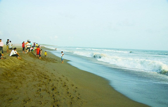 Gujarat Beaches-Somnath Beach