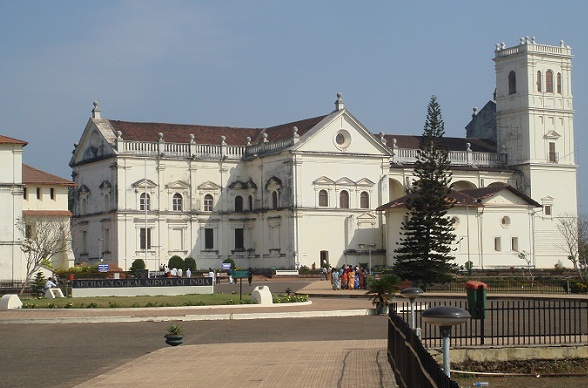 Heritage Tours in India-Cathedrals of Goa