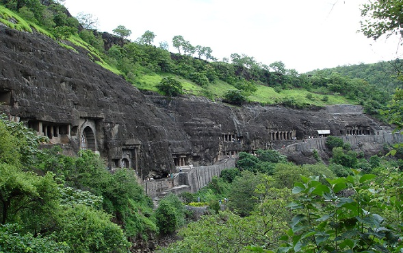 Heritage Tours in India-Caves of Maharashtra