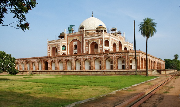 Heritage Tours in India-Humayun's Tomb