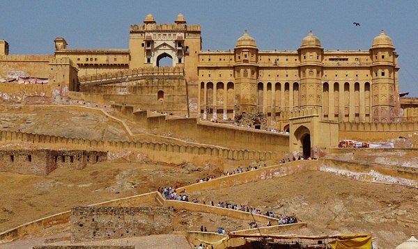 Heritage Tours in India-historical forts